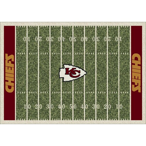 Milliken NFL Team Home Field Novelty Rug