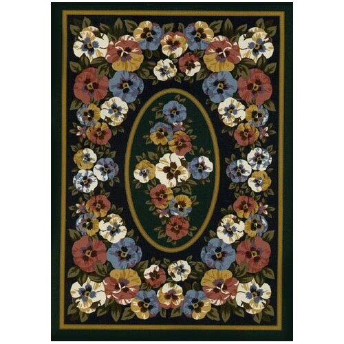 Milliken Spring Seasonal Garden View Sunset Rug