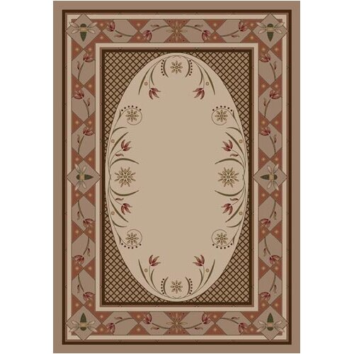 Milliken Innovation Kimberly Sandstone Rug