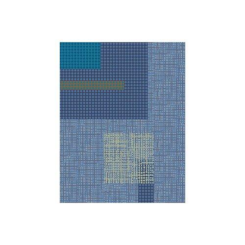 Milliken Pastiche Fairmont Fresh Blue Rug