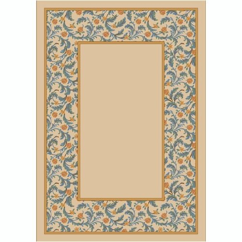 Milliken Design Center Latin Rose Opal Lapis Rug