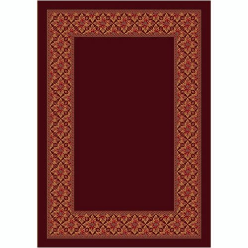 Design Center Copernicus Cranberry Rug