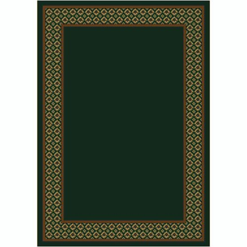 Milliken Design Center Foulard Emerald Rug