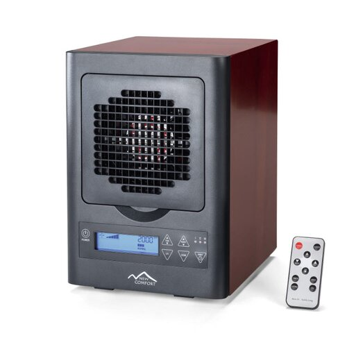 6 Stage UV HEPA Ozone Air Purifier with Remote