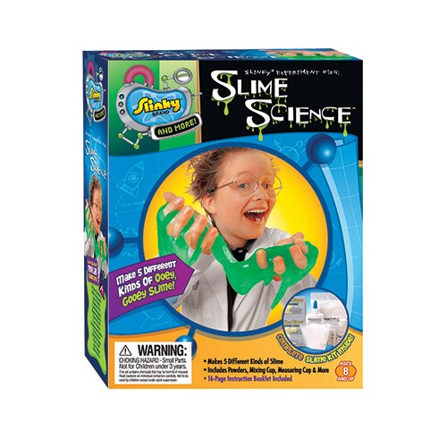 POOF Slime Science Mini Lab