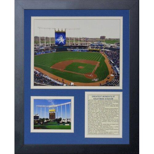 Kansas City Royals - Kauffman Stadium New Framed Photo Collage