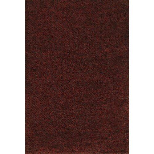 Loft Shag Red/Brown Rug
