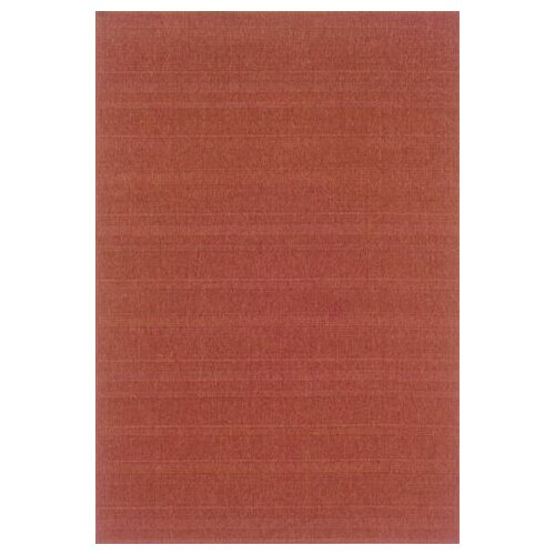 Oriental Weavers Lanai Red Outdoor Rug