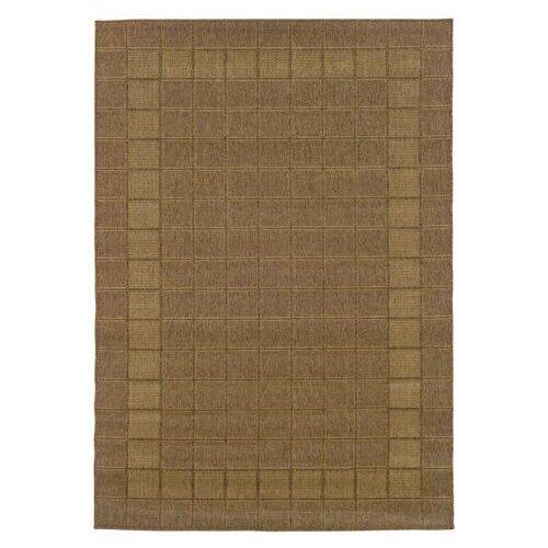 Oriental Weavers Lanai Brown/Beige Outdoor Rug