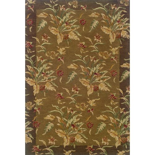 Oriental Weavers Windsor Brown Area Rug
