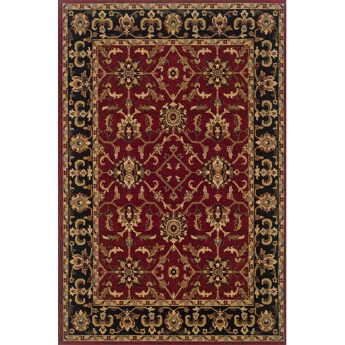 Oriental Weavers Knightsbridge Red/Black Rug