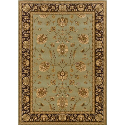 Oriental Weavers Knightsbridge Blue/Brown Rug