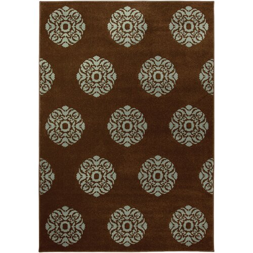 Oriental Weavers Zanzibar Brown/Blue Rug