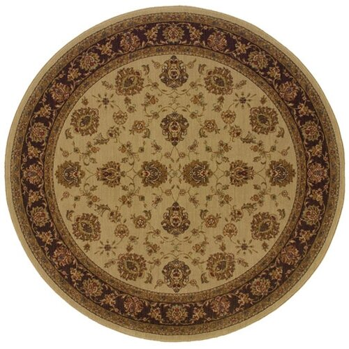 Oriental Weavers Allure Tan/Brown Rug