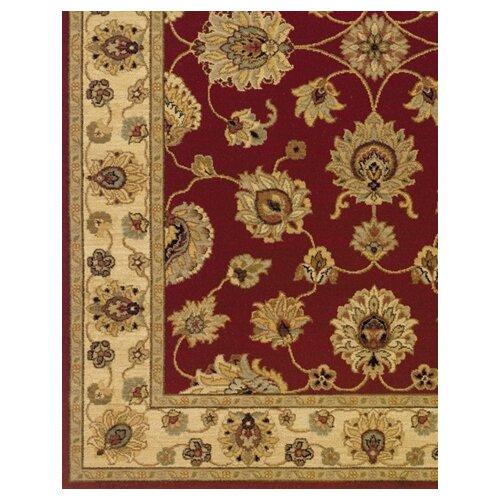 Oriental Weavers Nadira Elana Ivory/Red Rug