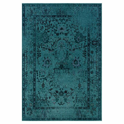 Oriental Weavers Revival Teal Rug