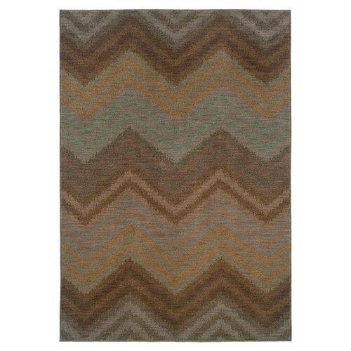 Oriental Weavers Milano Brown/Blue Rug