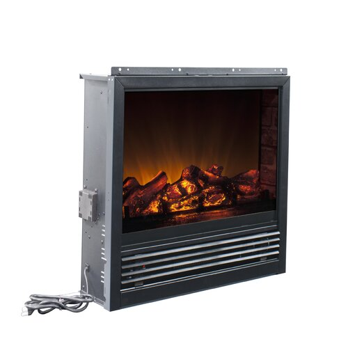 Electric Fireplace Insert Wayfair