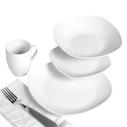Quinto 16 Piece Dinnerware Set