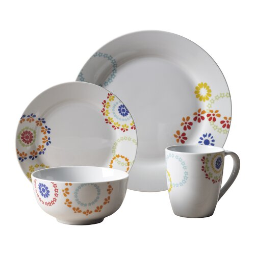Fulton 16 Piece Dinnerware Set