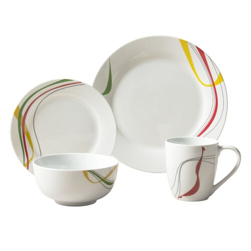 Jackson 16 Piece Dinnerware Set