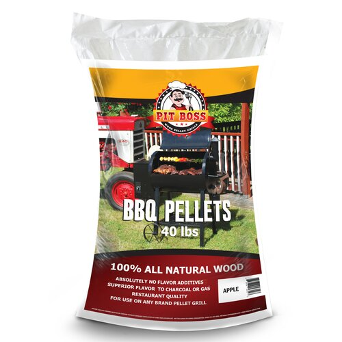 Pit Boss 40 lbs Hickory Wood Pellets