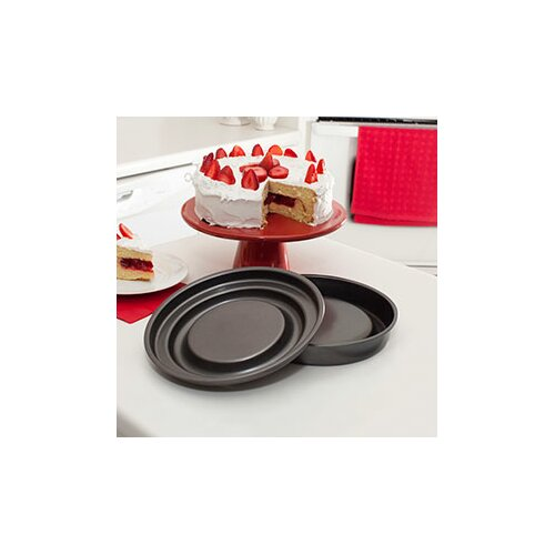 Bakeware Innovations Fill N Flip Round and Slice N Easy Set