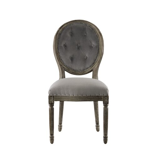 Vintage Louis Side Chair