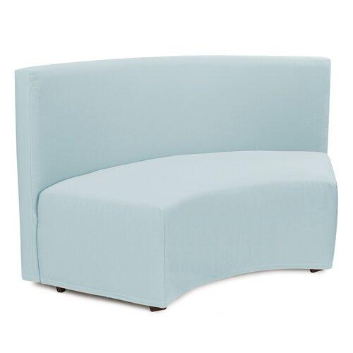 Universal Radius In Curve Sofa