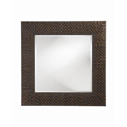 Howard Elliott Transitional Bergman Wall Mirror