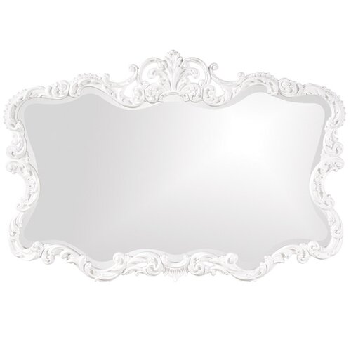 Howard Elliott Lacquered Talida Mirror