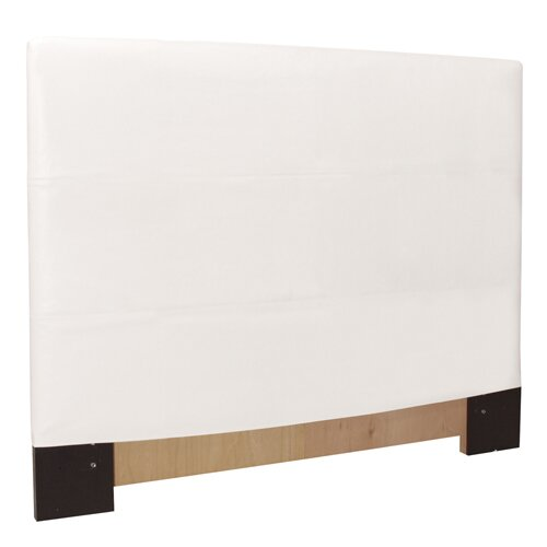Slipcovered Avanti Panel Headboard
