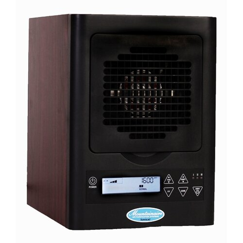 Six Stage Portable Electronic Air Purifier