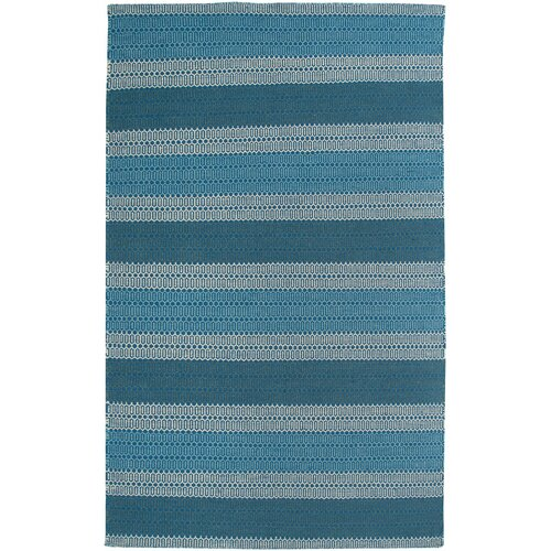 Rizzy Rugs Twist Light Blue Area Rug