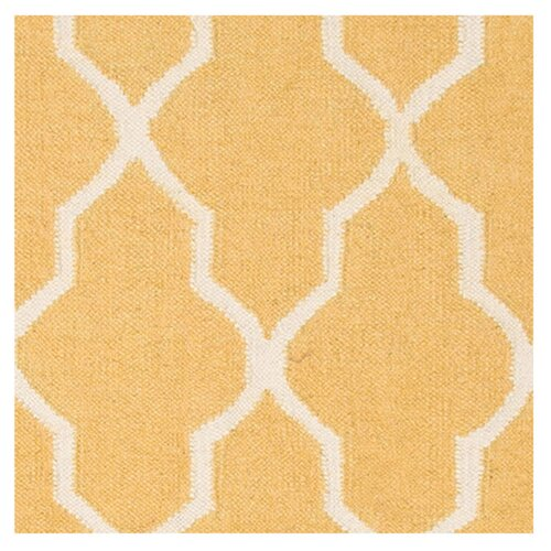 Rizzy Rugs Swing Yellow Lattice Rug