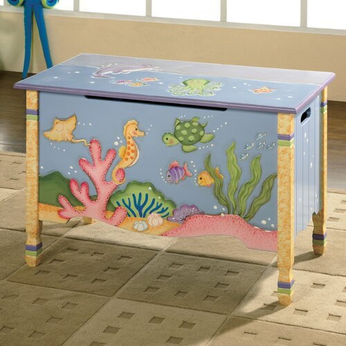 Fantasy Fields Under The Sea Toy Chest