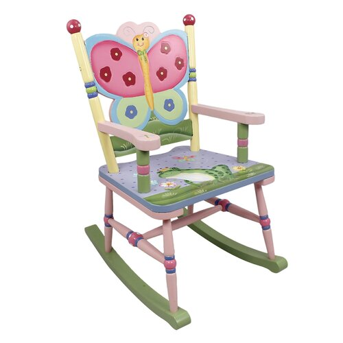 Fantasy Fields Magic Garden Kids Rocking Chair Amp Reviews