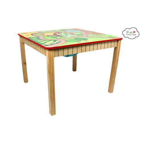 Happy Farm Kids Table