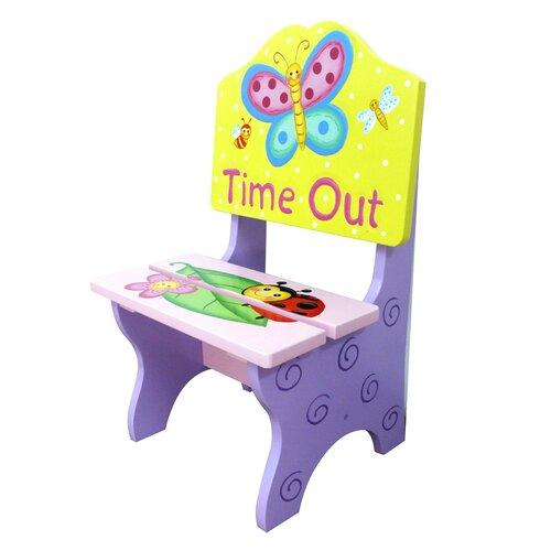 Magic Garden Kids Desk Chair