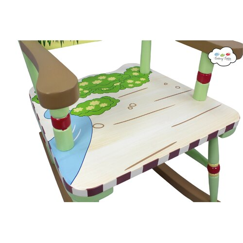 Fantasy Fields Dinosaur Kingdom Kids Rocking Chair