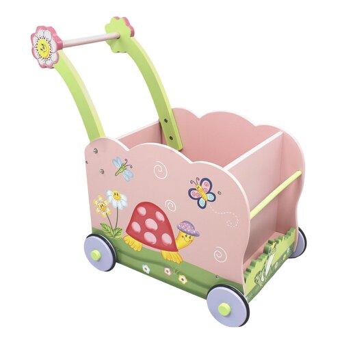 Magic Garden Push Cart