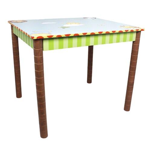 Sunny Safari Rectangular Table