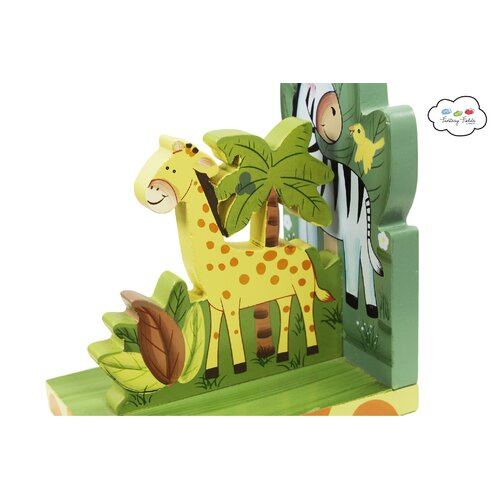 Fantasy Fields Sunny Safari Book Ends