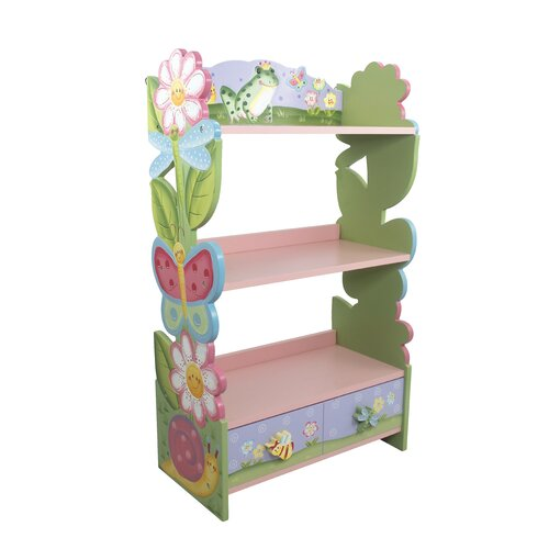 Fantasy Fields Magic Garden Bookshelf