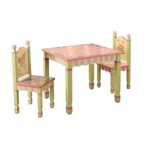 Fantasy Fields Magic Garden Kids Desk Chair