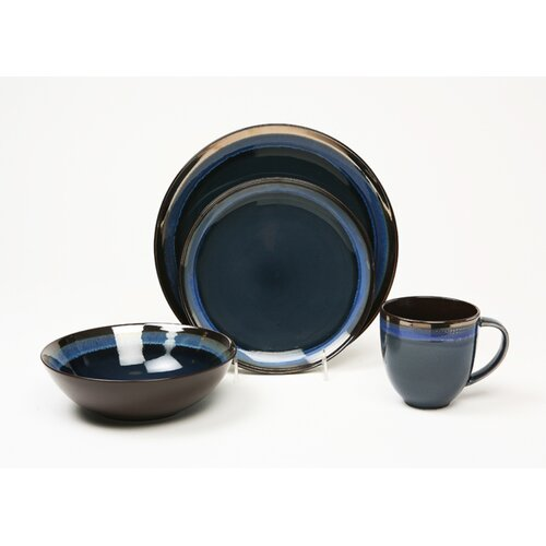 Compass 16 Piece Dinnerware Set