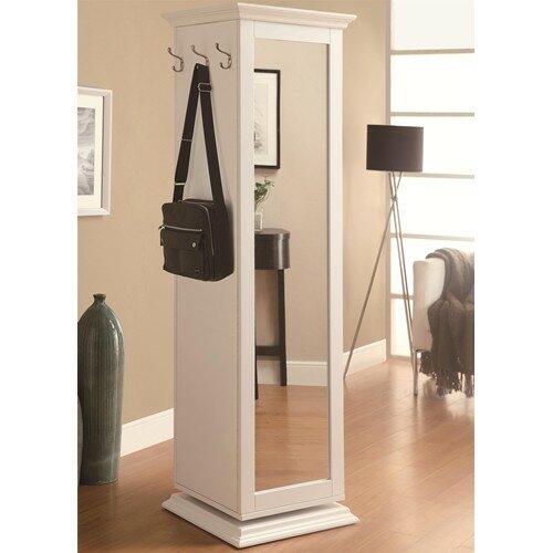 Wildon Home ® Swivel Storage Cabinet