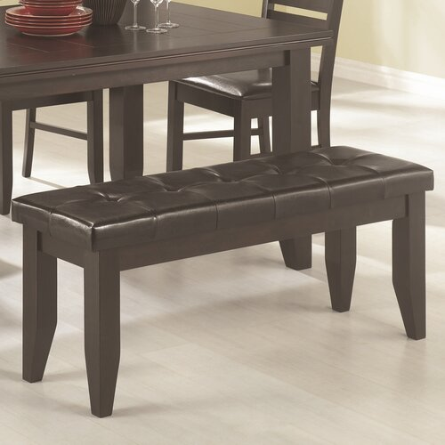 Wildon Home ® Corrigan Wooden Kitchen Bench