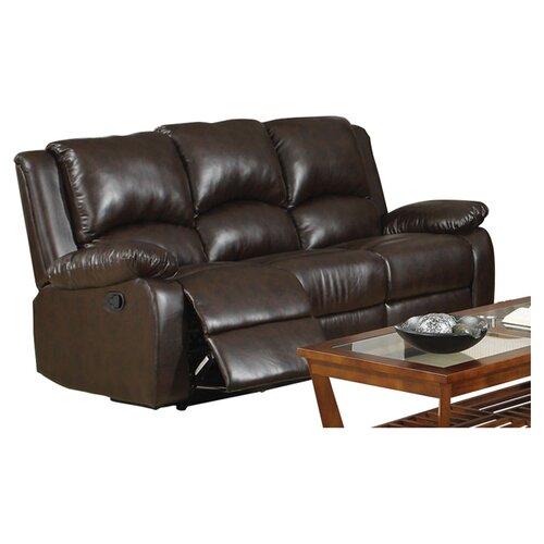Wildon Home ® New York Reclining Sofa