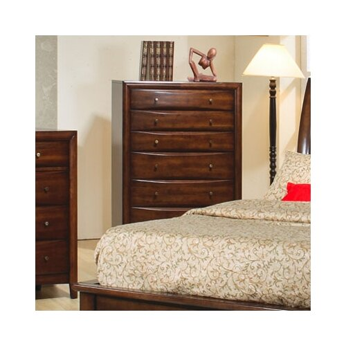 Wildon Home ® Hillary 6 Drawer Chest